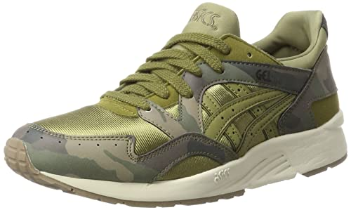 dfb590cc12fb ASICS Unisex Kids  Gel-Lyte V Gs Gymnastics Shoes  Amazon.co.uk ...