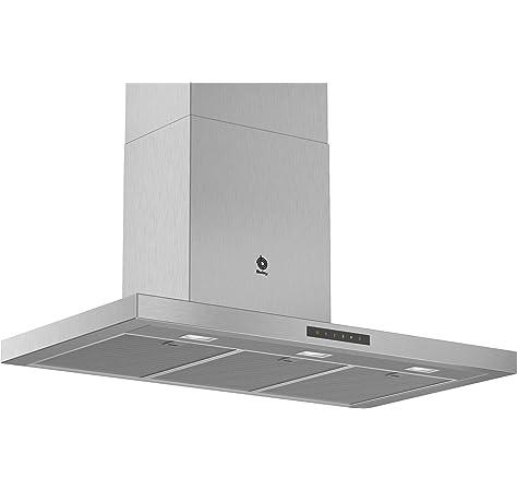 Balay 3BC097EX - Campana (720 m³/h, Canalizado/Recirculación, A, A, B, 65 dB): 238.84: Amazon.es: Grandes electrodomésticos