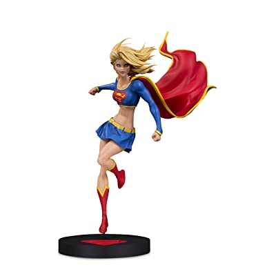 DC Collectibles Designer Series: Supergirl by Michael Turner Resin Statue: Toys & Games