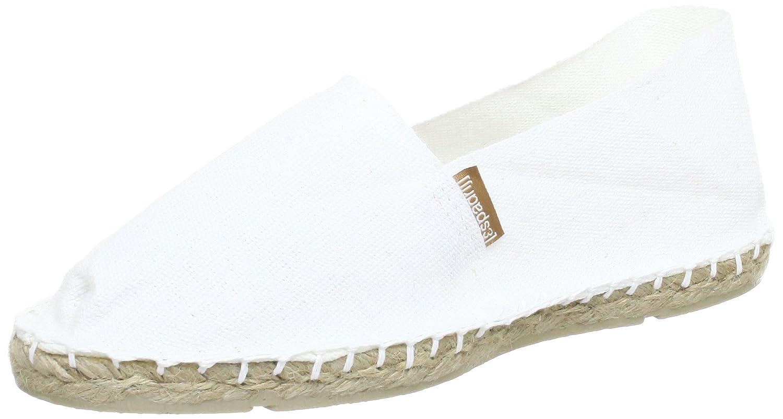 [espadrij] loriginale Womens Classic Cotton Espadrilles Blanc Size EU 41 - US 9.5