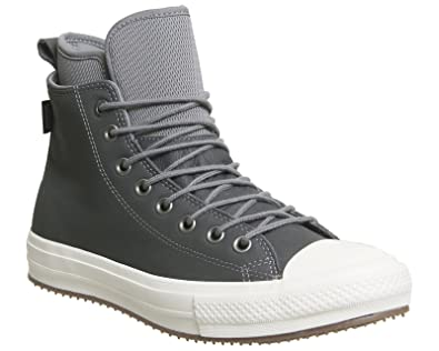 Converse All Star Hi Wp Boot Herren Sneaker Grau: Amazon.de: Schuhe ...