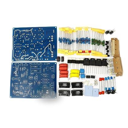 Quad 405 100w+100w Power Amplifier Kit for DIY Fun: Amazon ca
