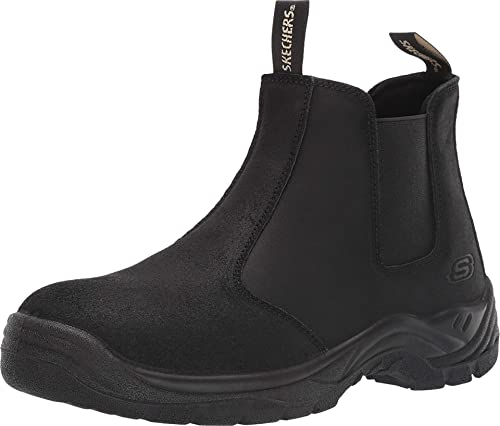 Amazon.com: Skechers Work Tapter: Shoes