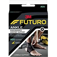 Futuro Performance Fit Ankle Support Adjustable, 1ct
