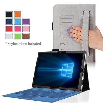 iBetter Surface Pro 5 Funda, Surface Pro 5 Estuches Fundas ...