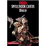 Gale Force Nine GF973917 - Brettspiel Dungeons und Dragons: Druid Spell Deck