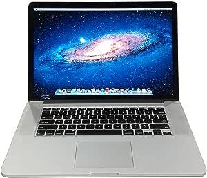 "Apple Macbook Pro 15"" Retina - Intel Core i7 2,6 GHz – 8GB – SSD 256GB - 2013 - Tastiera US RIMAPPATA Italiana (Reacondicionado)"