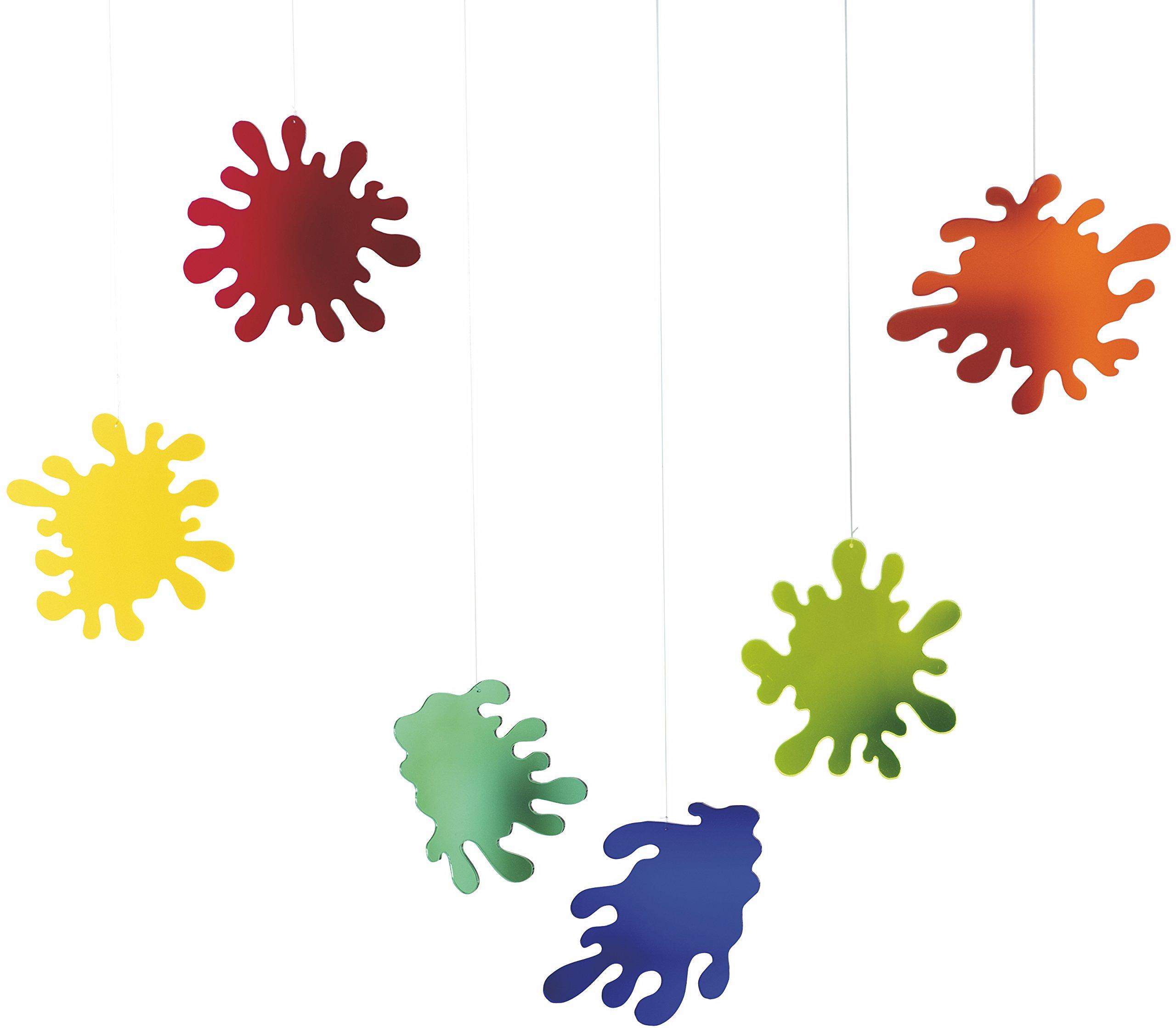 Flensted Mobiles Splash Ll Hanging Mobile - 23 Inches Plastic