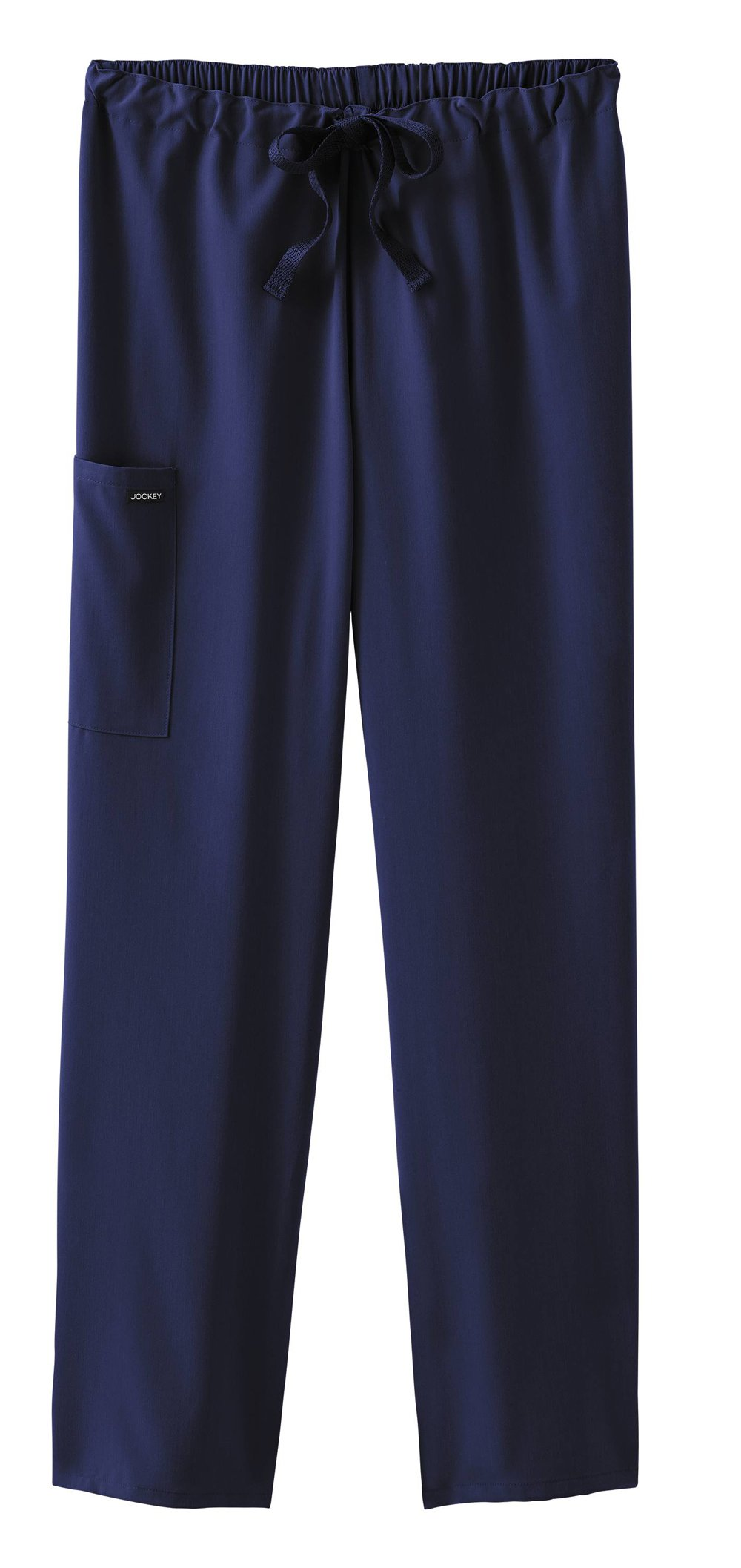 Classic Fit Collection by Jockey Unisex Drawstring Elastic Pant Medium Petite New Navy