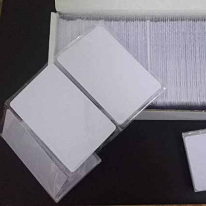ntag215 NFC Etiquetas Foro tipo 2 PVC blanco NFC tarjeta ...