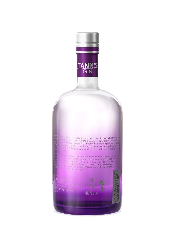 Tann\'s Gin (1 x 0.7 l): Amazon.de: Bier, Wein & Spirituosen