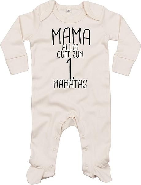 Kleckerliese Baby Schlafanzug Strampler Schlafstrampler Spr/üche Jungen M/ädchen Motiv Bester Patenonkel der Welt