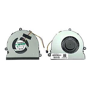 Todiys CPU Cooling Fan for HP Pavillion 15-G 15-R Series 15-G011NR 15-G023CL 15-G029WM 15-G035CY 15-G221CA 15-R013CA 15-R082NR 15-R134CL 15-R210DX 15-R253CL 15-R263DX 15-G275NR 753894-001 DC28000E3F0