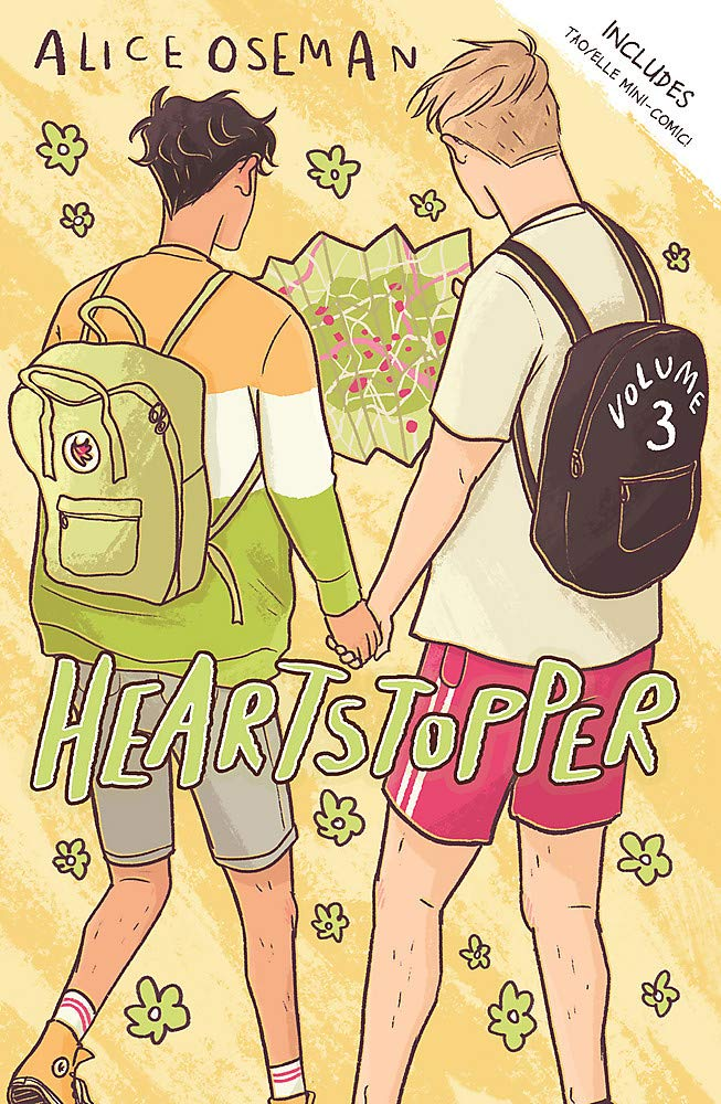 Amazon.fr - Heartstopper Volume Three - Oseman, Alice - Livres