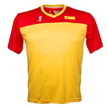 Amazon.com: España 2014 Copa Mundial de la FIFA Marcos ...