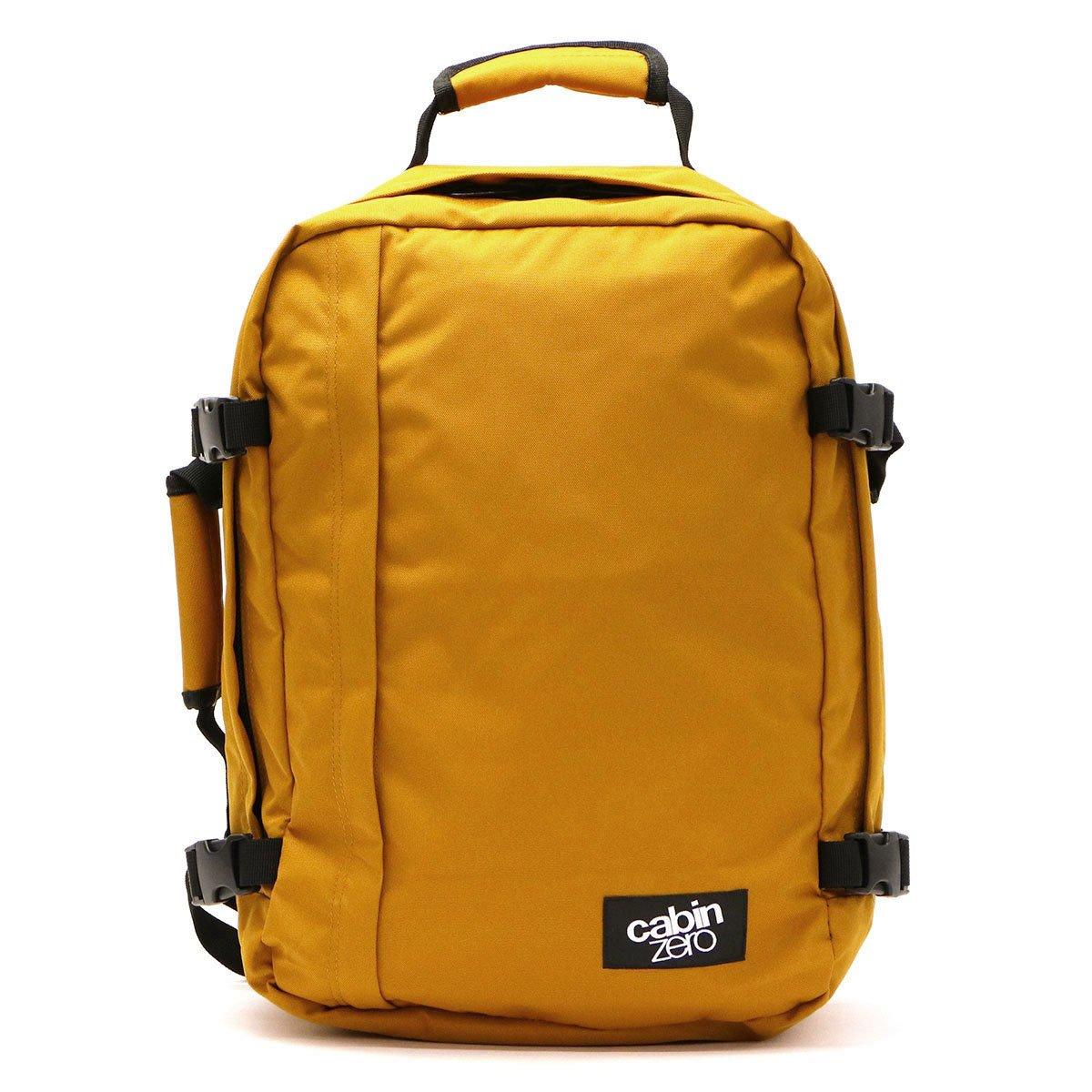 [キャビンゼロ]CABIN ZERO バックパック MIDDLE STYLE 36L B01MRTY1Q4 OrangeChill(CZ171309) OrangeChill(CZ171309)