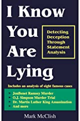 I Know You Are Lying Kindle Edition