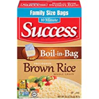 Success Boil In Bag Brown Rice, 32 Oz