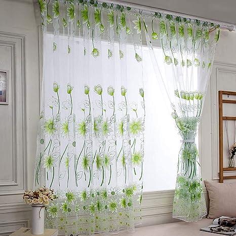 Cortinas transparentes para sala de estar, cortina de ducha ...