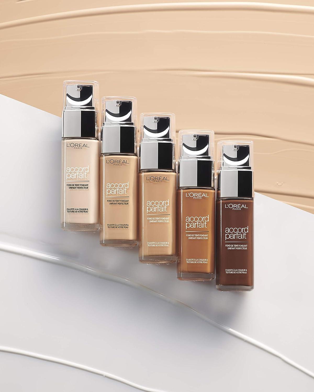 L'oréal Paris True Match Foundation – Best Foundation For Oily Skin