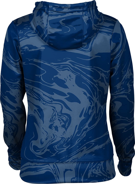 School Spirit Sweatshirt University of South Carolina Beaufort Girls Zipper Hoodie Ripple