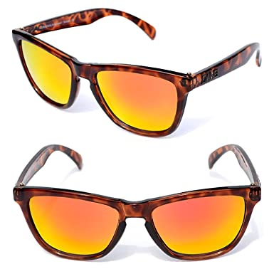 486e869f89 Amazon.com  Tortoise Shell Sunglasses with Gold Mirror Lenses by ...