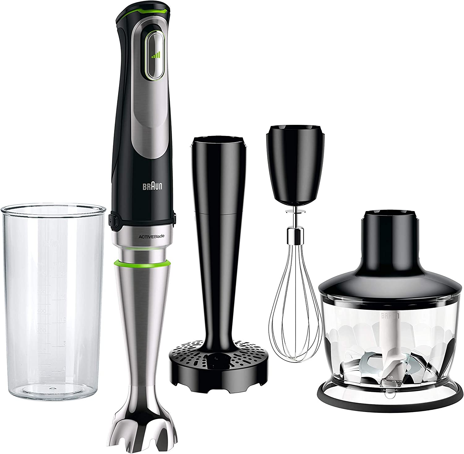 Braun MQ9037X Multiquick 9 ACTIVEBlade Technology Hand Blender (Renewed)