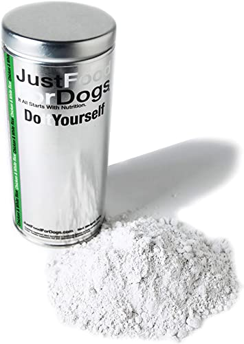 JustFoodForDogs DIY Human Grade Dog Food Nutrient Blend