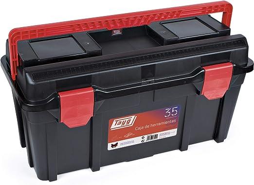 Tayg 35 Caja Herramientas, 580 X 285 X 290 Mm: Amazon.es: Bricolaje y herramientas