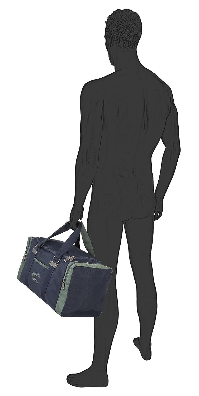 camel active Messenger Bag - B00 121 57 Blue blue//green