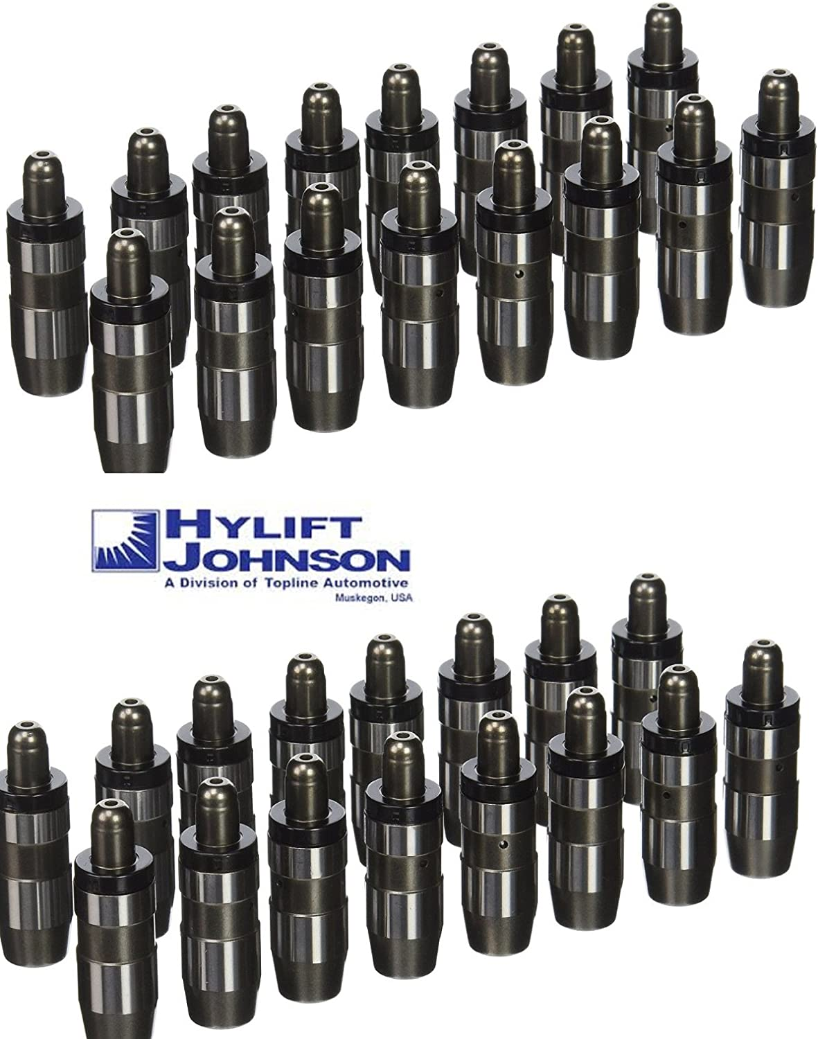 compatible with Ford Mercury 4.6L 4.6 5.4 5.4L DOHC For 32V engines 32 Valve Lifters Set of