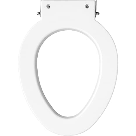 Incredible Bemis 4 Lift Provides 4 Of Additional Height To Toilet Seat And Will Never Loosen Elongated Heavy Duty Plastic White 4Let Machost Co Dining Chair Design Ideas Machostcouk