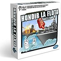 Hasbro Gaming- Hasbro Hundir La Flota, Juego