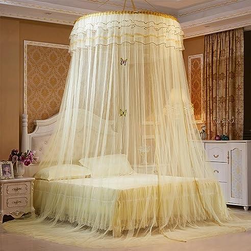 moskito netz princess bett baldachin traum fairy frei natural abstoend hanging dome nets insekten - Prinzessin Bett Baldachin Mit Lichtern