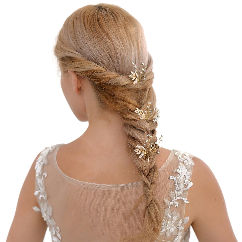 Azaleas Wedding Hairpiece...