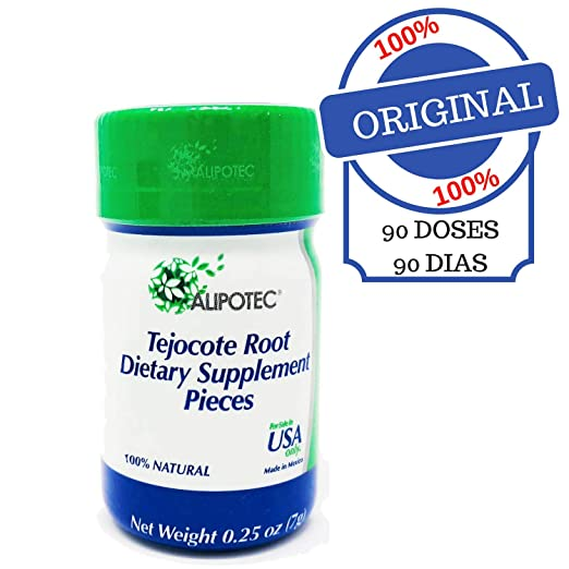 Amazon.com: Alipotec Raiz de Tejocote Root 100% Pure Root Pieces 90 Day Supply New More Secure FDA Compliant USA Packaging: Health & Personal Care