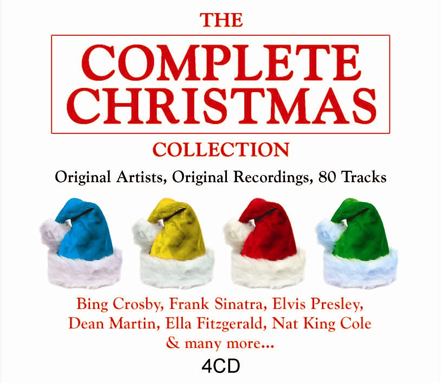 The COMPLETE CHRISTMAS Collection - Various artist - Bing Crosby ...