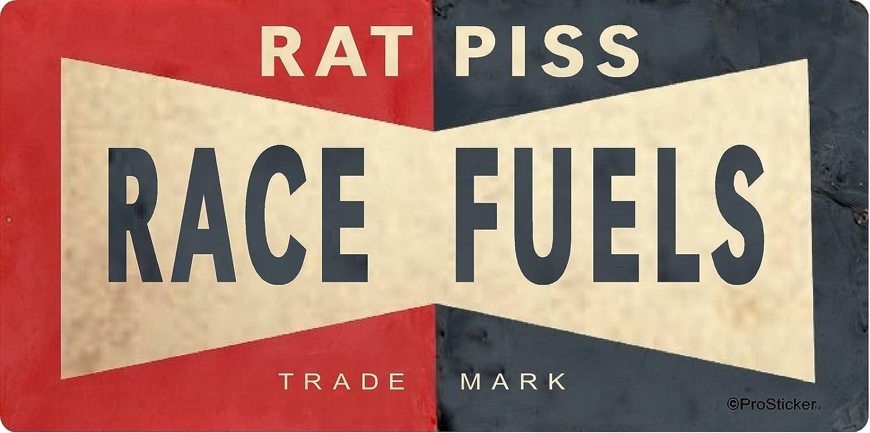 "ProSticker 751 3"" X 6"" Phantom Series Rat Piss Race Fuels Decal Sticker"