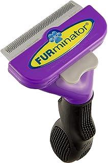 FURminator® Undercoat deShedding Tool para gatos medianos/grandes de ...