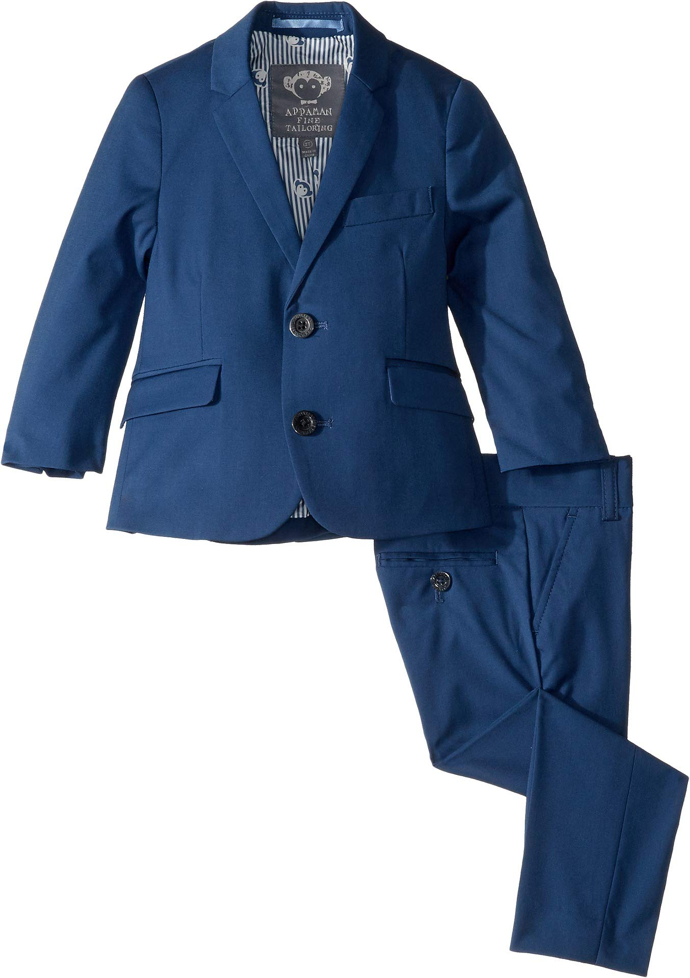 Appaman Kids Baby Boy's Mod Suit (Toddler/Little Kids/Big Kids) Insignia 10