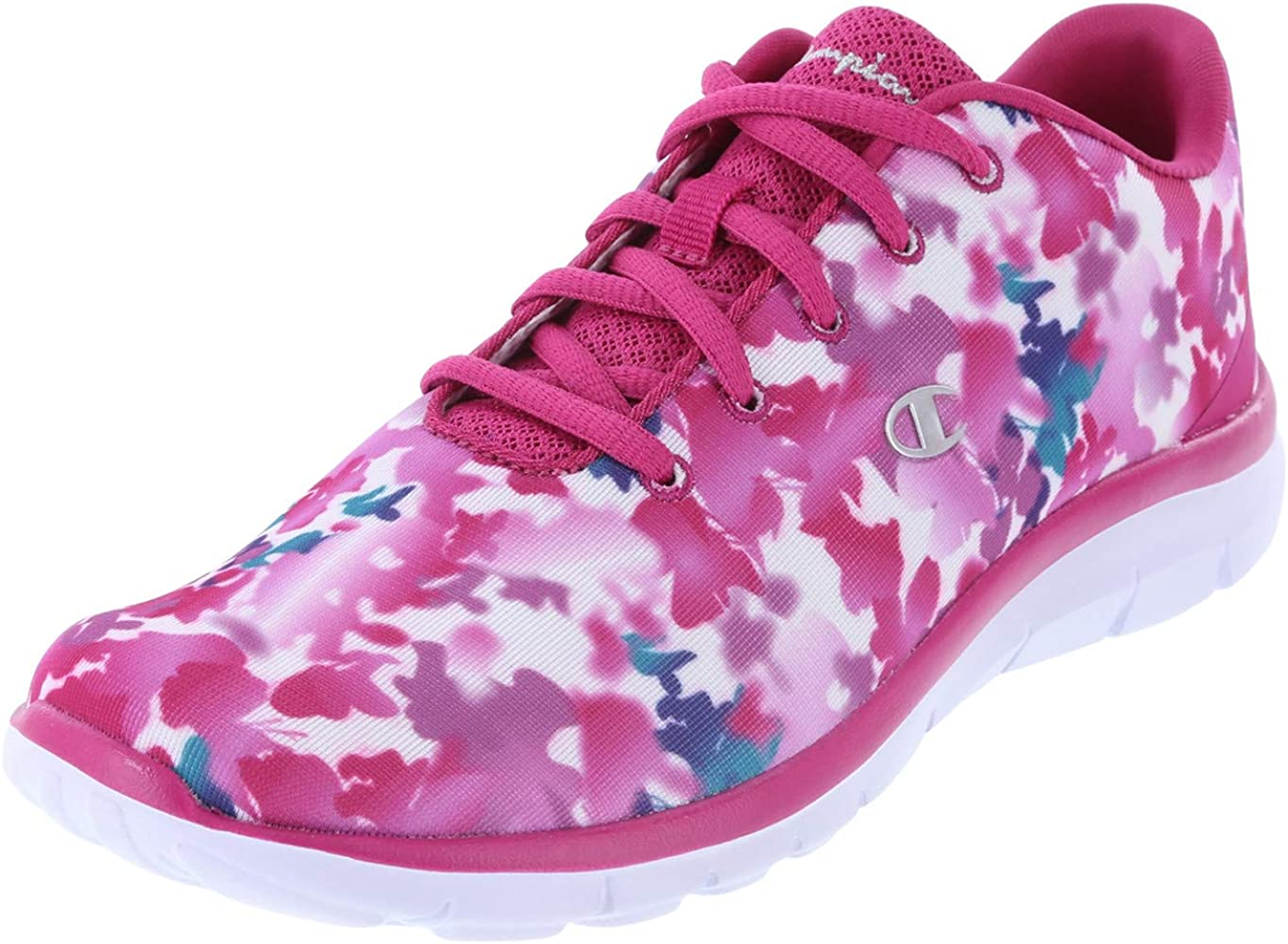 Champion Women's Pink Floral Gusto