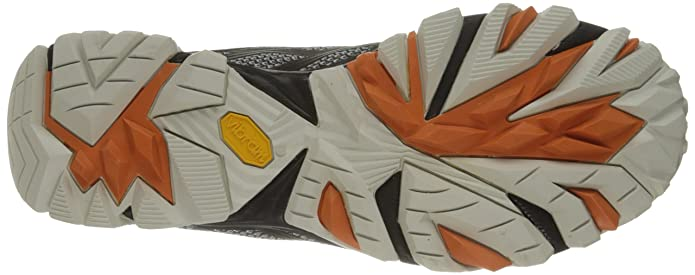 Amazon Com Merrell Men S Moab Fst Hiking Shoe Shoes