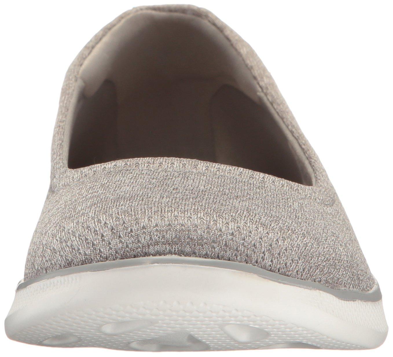 Skechers Performance Women's Go Step Lite-Evoke Walking Shoe B01N9O5EGY 6 B(M) US Gray