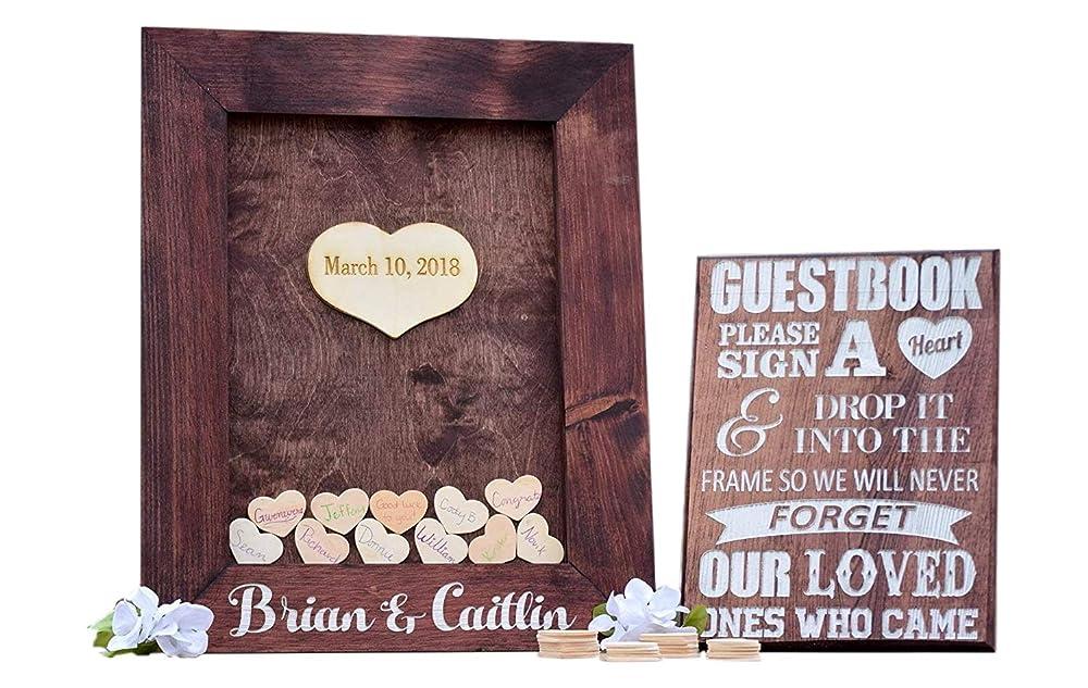 Transparent Wedding Guest Book Wedding Gift Wedding Wedding Guest Drop Box Wedding Guest Book Drop Box Wedding Guest Book Alternative