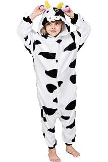 cb145691e869f KIMANOU ✅ Combinaison Pyjama Grenouillere Kigurumi Unisex pour Enfant