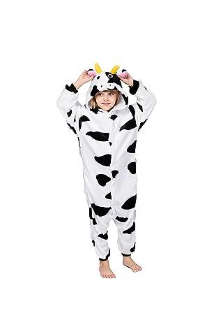17ca9e1ea57d4 KIMANOU ✅ Combinaison Pyjama Grenouillere Kigurumi Unisex pour Enfant