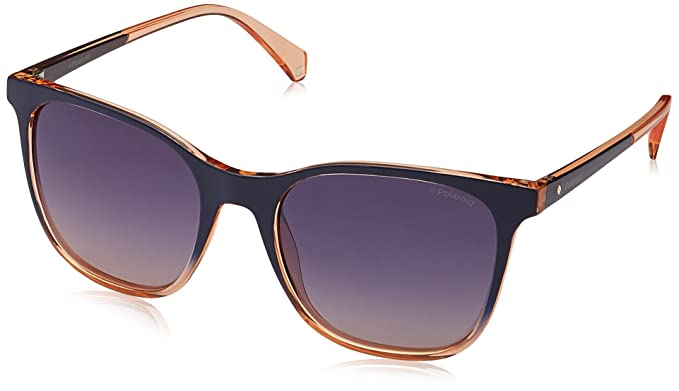 5f939701d90 Image Unavailable. Image not available for. Color  Polaroid Sunglasses  Women s Pld4059s Polarized Square ...