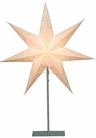 Lampe Etoile 78 Cm Sensy Star On Base Amazon Fr Luminaires Et