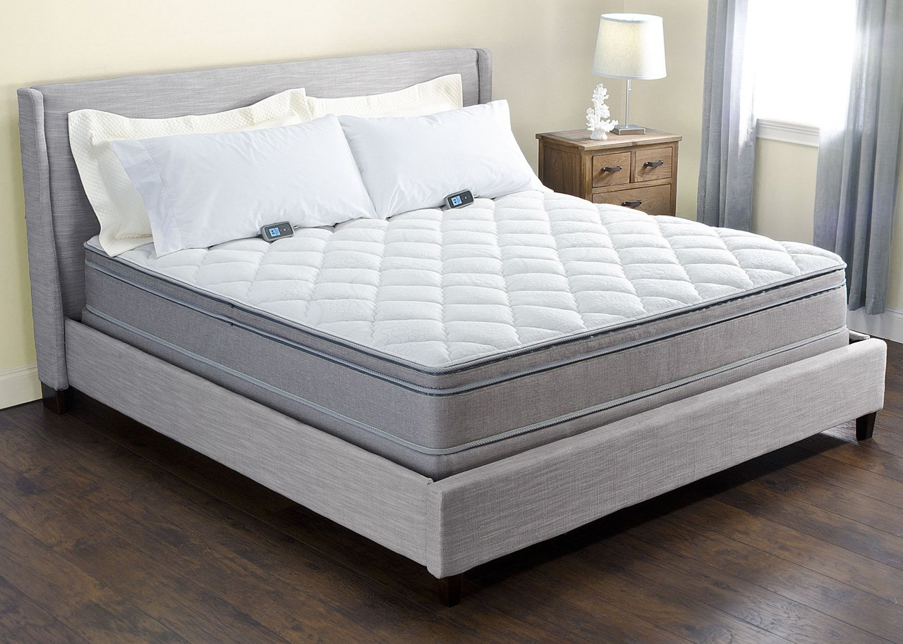 11'' Personal Comfort A5 Bed vs Sleep Number p5 Bed - King by Personal Comfort