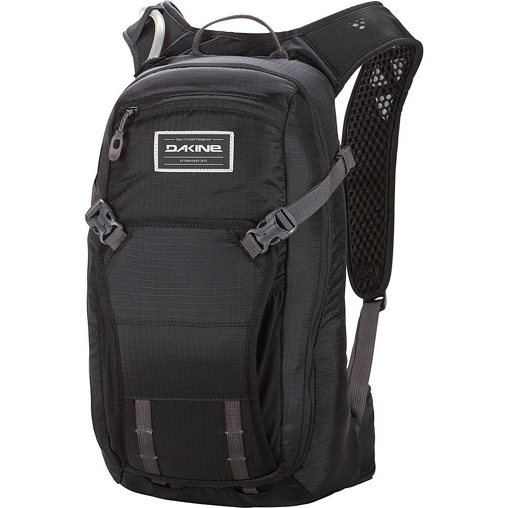 Dakine メンズ ドラフター 10L 自転車用ハイドレーションバックパック B01NAWZVMD ブラック One Size